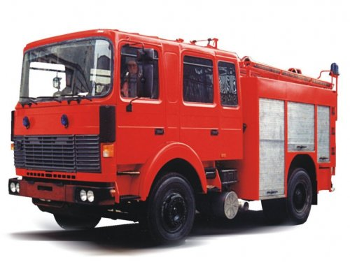 Fire fighting truck 16.280 F 944.P136