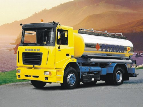 Oil transport truck 18.245 FL 944.0109
